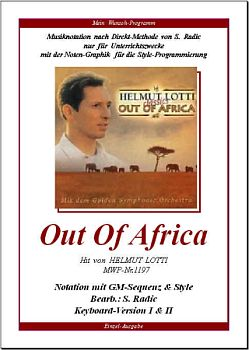 1197. Out Of Afrika