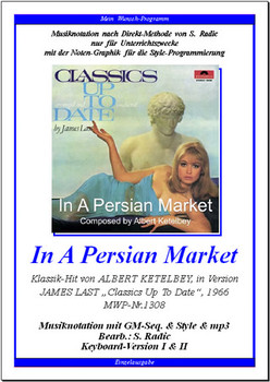 1308.In A Persian Market