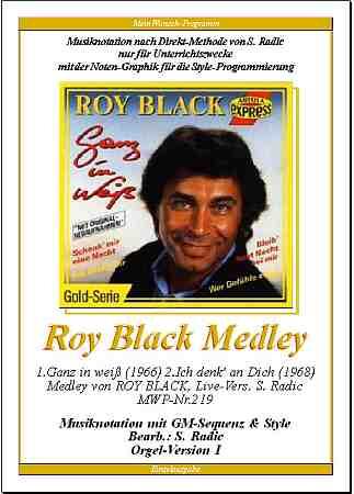 Roy Black Ich Denk An Dich